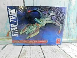 Amt AMT1027 1/1400 Star Trek Klingon Vor'cha Model Kit Sealed In Box - $29.69