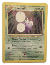 Pokemon Card - Jumpluff - (7/111) Neo Genesis Set Rare Holo ***NM*** - $2.99