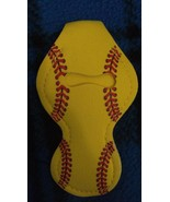 Softball Chapstick Keychain - $8.00