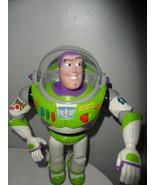 Toy Story Talking Light Up Talking Buzz Lightyear  - $24.70