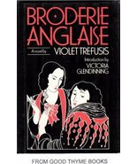 Broderie Anglaise (English and French Edition) Trefusis, Violet and Bray... - $12.86