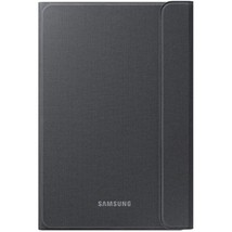 Samsung Carrying Case (Book Fold) 8 Tablet - Dark Titanium - 8.2 Height x 5.5 Wi - $39.28