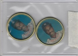 1987 Topps Coins Yankees Dave Winfield  Lot of 2 - $1.80