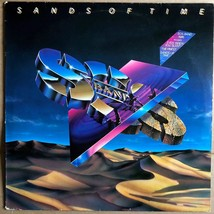 S.O.S. Band ‎– Sands Of Time  Original 1986 LP Vinyl Record - $8.63