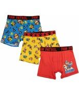 Paw Patrol Boy's Athletic Boxer Briefs Underoos X-SMALL (4) Mesh Fabric ... - £12.83 GBP