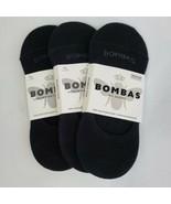 NO SHOW Bombas Socks 3 PACK Socks -  Medium Black Brand New - $27.71