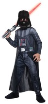 Rubies Star Wars Darth Vader Photo Realistic Child Boys Halloween Costum... - $34.99
