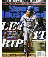 Sports Illustrated Magazine (October 30, 2017) Let It Rip World Series 2... - $5.67