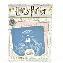 Aquarius Harry Potter Yule Ball Christmas Holiday Theme Playing Card Deck