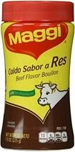 Maggi Granulated Beef Flavor Bouillon, 7.9 Ounce - $8.90