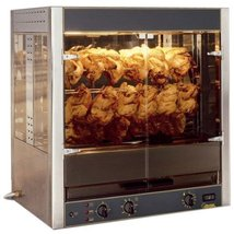Equipex Ritz Electric Rotisserie - 3PH, 34 x 24 x 33 inch -- 1 each. - $7,495.00