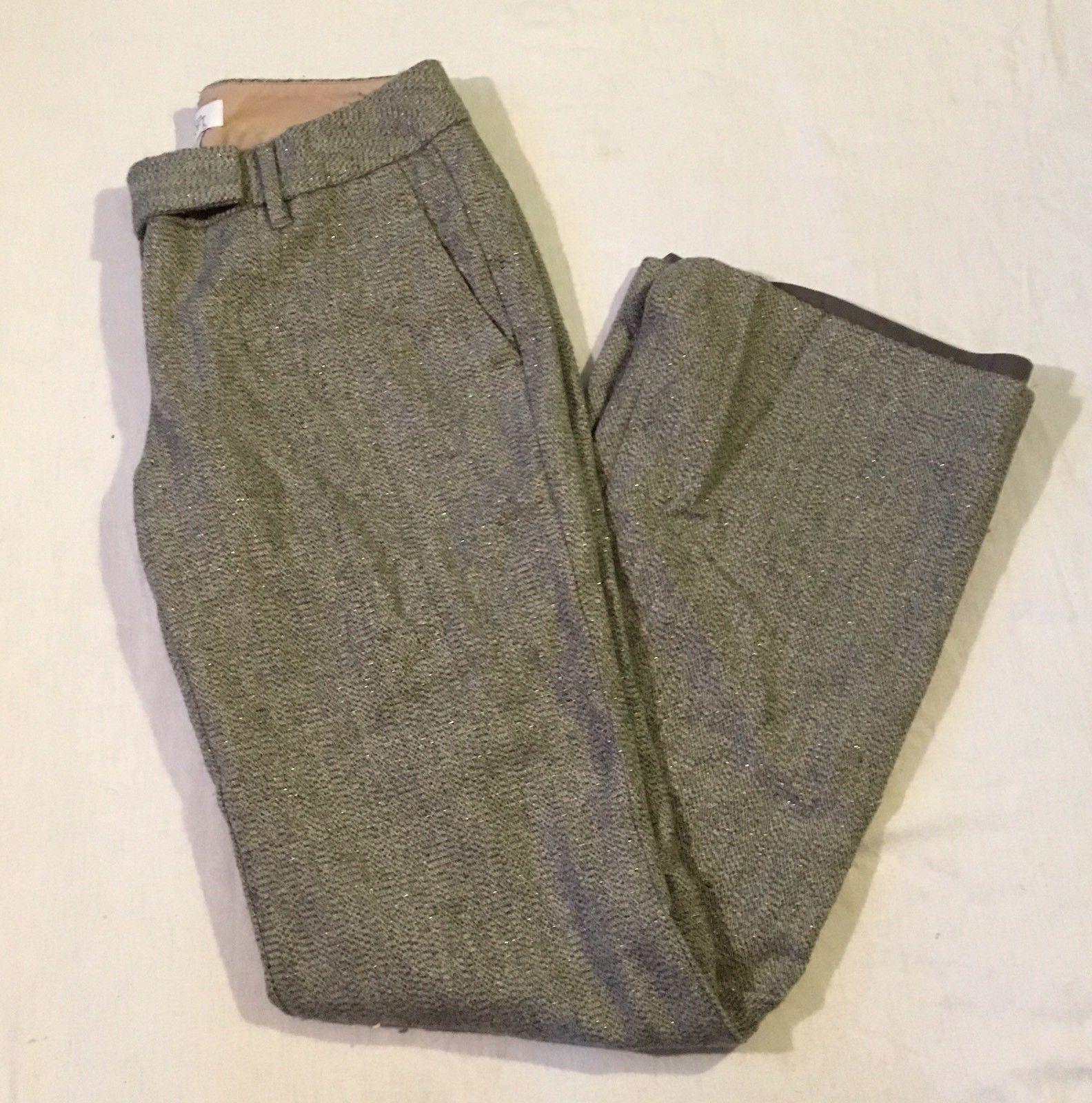 cc7b5c9c45b Ann Taylor Loft Size 2 Pants Marisa Gray and 50 similar items