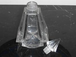 "VINTAGE CIRO REFLECTIONS PERFUME BOTTLE 4 3/4"" TALL - $39.00"