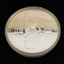 1976 The National Bicentennial Medal Silver Proof Medal - $24.49
