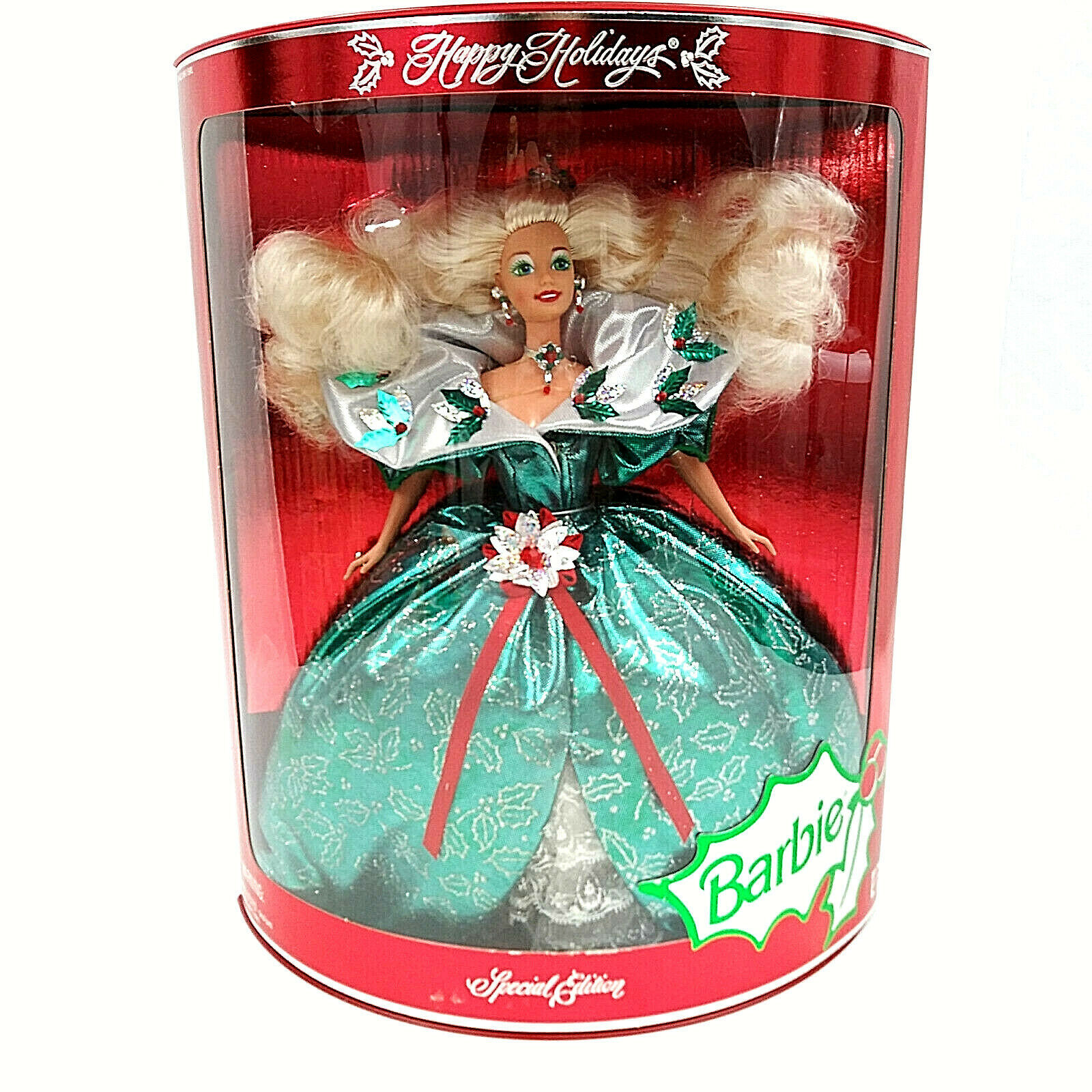 MIB Lot of 4 Vintage 1995 Hallmark Barbie Special Edition Sweet Valentine