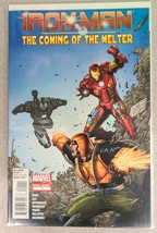 Iron Man: The Coming of the Melter # 1 One-shot Marvel Comics NM - $9.95