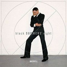 Maxwell - black SUMMERS night Exclusive Autographed Photo 2× Vinyl LP [V... - $44.51