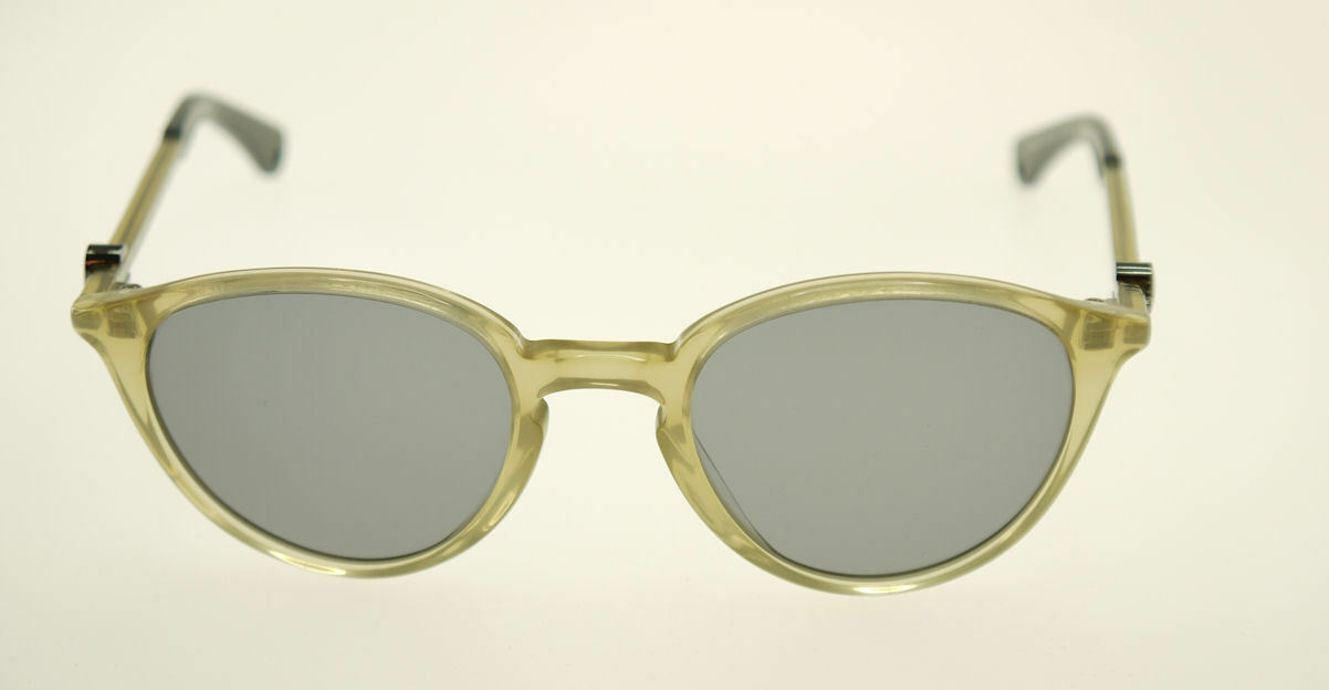MONCLER MC015S-07 Light Beige / Gray Sunglasses MC 015S-07 image 2