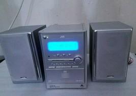⭐JVC 5-CD/DVD AM/FM 3D Phonic RHYTHMAX Hi-Fi Micro Component Receiver FS... - $140.24
