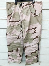 NEW USGI ECWCS GORE-TEX COLD WEATHER DESERT CAMOUFLAGE PANTS - X-LARGE LONG - $64.35