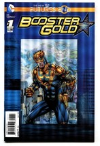 Booster Gold: Futures End #1 Comic Book NM- Lenticular Cover 2014 - $27.74