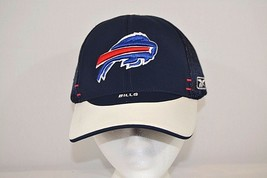 Buffalo Bills Reebok Baseball Cap Blue w/white bill OSFA - $17.99