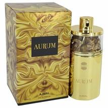 Ajmal Aurum Perfume by Ajmal, 2.5 oz Eau De Parfum Spray for Women's - 541993 - $37.61