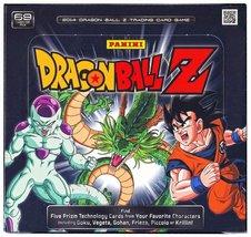 Panini Dragon Ball Z Trading Card Game Starter Box [10 Decks] - $32.67