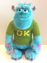 Spin Master Disney Monsters Inc University Sully My Scare Pal Talking Pl... - $18.50