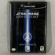 Star Wars: Jedi Knight II -- Jedi Outcast (Nintendo GameCube, 2002) Comp... - $29.65