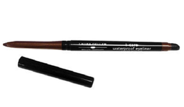 Laura Geller I-CARE WATERPROOF EYELINER PENCIL Smoky Eye CAFFE MOCHA Bro... - $11.86