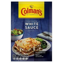 Colman's White Sauce Mix 25g - $2.53