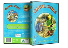 Childrens DVD - Oakie Doke - Series 1 - Episodes 8 To 13 DVD - $26.00