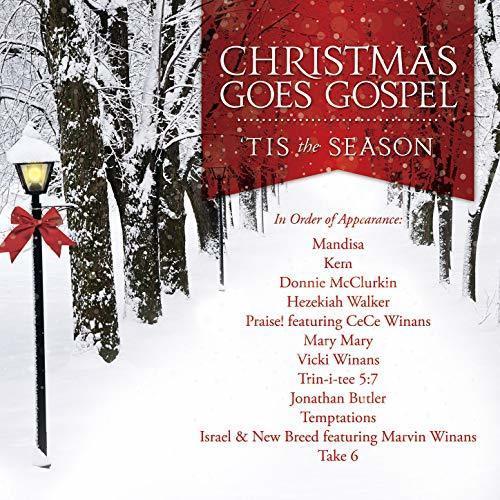 Christmas goes gospel   tis the season by various artist