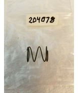 Genuine OMC Evinrude Johnson 204078 spring - $8.41