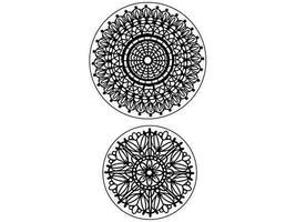 Inkadinkado Lace Doilies Rubber Cling Stamp Set #60-60022