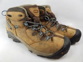 Keen Detroit Mid Top Size: 14 M (D) EU 47.5 Men's Steel Toe Work Boots 1007004