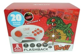 Atari Flashback Blast Vol 1 Retro Gaming 20 Built-In Video Games Centipede - $19.74