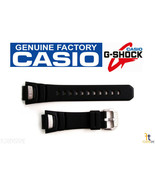 CASIO GS-1100 G-Shock Original 16mm Black Rubber Watch BAND Strap GS-140... - $35.16