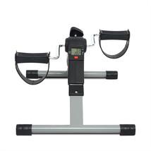 Mini Pedal Exerciser Fitness Exercise Bike Cycle Stepper Leg Arm Resista... - $66.99