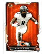 2015 Bowman Rookies #75 Kevin White NM-MT RC Rookie Bears - $0.79