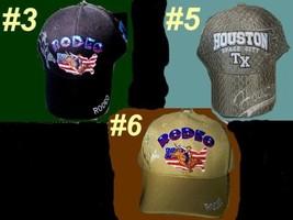 Baseball Cap RODEO HOUSTON Texas Unisex Horse Cowgirl Bull Barrel Wester... - €5,99 EUR