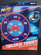 Nerf Sports Target Tailgate Backyard Nerf Target With Straps To Hang Any... - $12.99