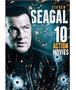 10 Action Movies (DVD, 2017, 2-Disc Set) - $9.00