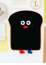 Brunch Brother iPad Protect Pouch Bag Case Sleeve Tablet Cover (Burnt Toast) image 4