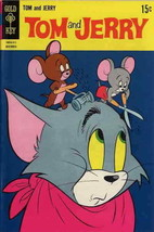 Tom & Jerry Comics #242 VF/NM; Dell | save on shipping - details inside - $14.99