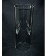 """Cylinder Tube 5"""" X 16 1/2"""" Glass Light Lamp Shade Candle Holder Chandelier - $79.95"""