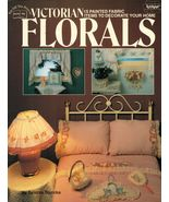 15 Vtg Victorian Florals Scribbles Iron On Transfer Fabric Painting Patt... - $11.99