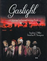 Gaslight - Victorian Era Fantasy Campaign Book - Dungeons & Dragons 5th ... - $21.94
