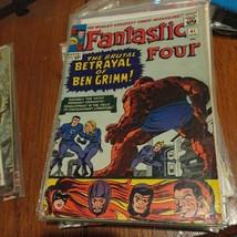 FANTASTIC FOUR #41 comic  book - $24.50